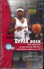2005-06 UPPER DECK NBA HOBBY BOX: MICHAEL JORDAN/LeBRON JAMES AUTO?CHRIS PAUL RC