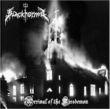 Blackhorned-Arrival of the firedemon (Denial of God, victimizer)