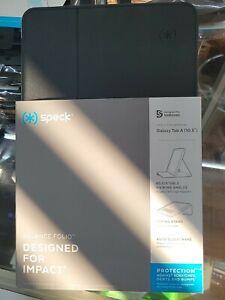 New Speck Balance Folio Folding Case Stand for Samsung Galaxy Tab A 10.5 Black