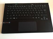 Sony Vaio SV-S13A1Y9ES Palmrest Obergehäuse Mit  Tastatur FR 9Z.N6BLF.201 French