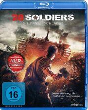 28 Soldiers - Die Panzerschlacht Blu-ray Disc NEU + OVP!