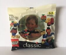 LEGO Classic 4281 Building Toy 1999 LEGO Group 25 Piece Set NIP Collector Item
