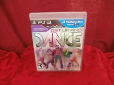 PS3 Get Up And Dance Game  PlayStation    1b3