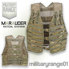 Marauder British Military Assault Vest - MOLLE - British Multicam MTP - UK made