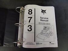 Bobcat 873 Service Manual