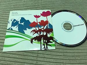 NEW ORDER SPANISH CD SINGLE SPAIN BLUE MONDAY LONDON 2002 PROMO CARD SYNTH POP