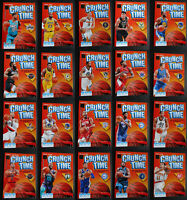 2019-20 Donruss Crunch Time Insert Basketball Cards Complete Your Set U Pick