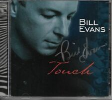 Touch by Bill Evans (Sax) (CD, May-1999, Zebra Records) AUTOGRAPHED!