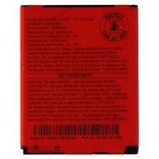 HTC btr6425b 3.7v 1620mAh Lithium Ion Battery for HTC Rezound - Red