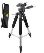 "57"" Tripod For Canon HF R800, R700, R600, R82, R80 R72 R70 R62 R60 M500 M400 M52"