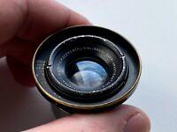C.P. Goerz BERLIN Dopp-Anastigmat Serie III DAGOR F=120mm 1:6.8 Lens
