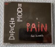 Depeche Mode Pain DVD **NEW & SEALED** Rare