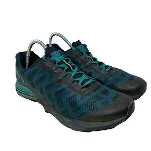 Merrell Agility Synthesis Flex Men's Size 10.5 US Trail Hike Running Shoes