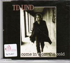 (EX404) TD Lind, Come In From The Cold - 2006 DJ CD