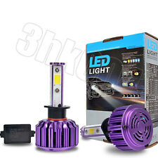 2X Car H1 LED Headlight Bulb Canbus Error Free Conversion Kit 6000K 3200LM Light