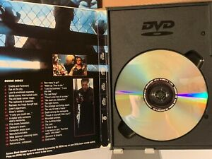 Blade Runner - The Directors Cut (DVD, 1991) Slip cover included