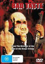 DVD Bad Taste - Limited Edition Peter Jackson RARE Very Good