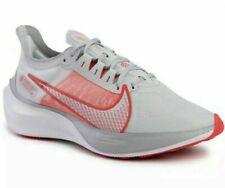 Women's Nike Zoom Gravity Running Shoes Pure Platinum Red Orbit BQ3203-003 New!