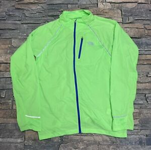 The North Face Flight Series Ultra Lightweight Flash Dry Jacket M Neon Green