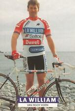 Cyclisme, ciclismo, wielrennen, radsport, cycling, KOEN VAN ROOY