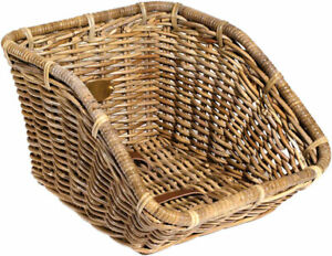 Nantucket Tuckernuck Basket, Tremont Rear Cargo: Natural
