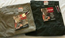 NWT Wrangler Riggs Workwear Relaxed RipStop Rip-Stop 3W045DK Pants Technician