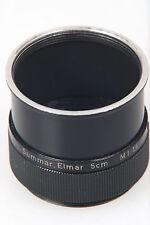 Summar Leica Elmar 5cm tra anello, m1:1, 5