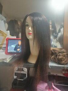 Used Human Hair Wig