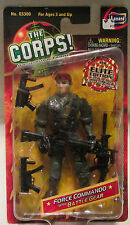 The Corps Commando Force Elite Edition FORCE COMMANDO w/Battle Gear Lanard NEW