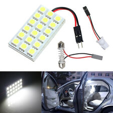 18 SMD COB LED T10 194 2W White Light Car Interior Panel Lights Dome Lamp Bulb