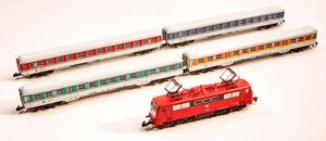 Marklin 8111 Demonstration Train Set (Z-Scale)