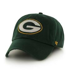 Green Bay Packers 47 Brand Clean Up Hat Adjustable Cap