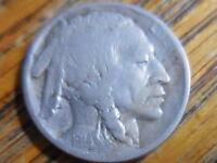 1914-P Buffalo nickel (seller's #269)