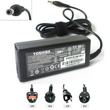 Genuine OEM AC Adapter for Toshiba PA3714U-1ACA N193 V85 R33030 19v 3.42a 65w