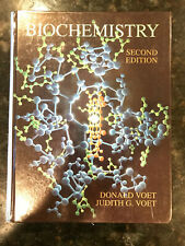 Biochemistry by Donald Voet and Judith G. Voet, Second Edition