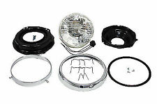 """7"""" Headlamp Assembly for Harley Davidson by V-Twin"""