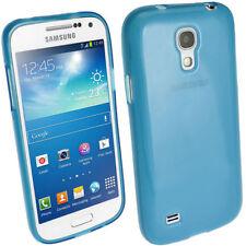 Custodie preformate/Copertine blu per Samsung Galaxy S4 Mini