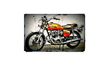 1974 cb500t Bike Motorcycle A4 Photo Poster