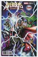 Avengers #690 Chris Sprouse End of an Era Variant Marvel 2018 Immortal Hulk 9.4