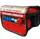 Stromerzeuger Generator Notstromaggregat Benzin Munich Tools MT8500W Neu