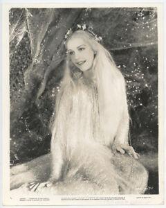 ANITA LOUISE 1936 Vintage Hollywood Portrait FAIR TITANIA
