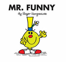 Mr. Funny (Mr. Men Classic Library), Hargreaves, Roger , Good | Fast Delivery