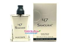 Samourai 47 by Alain Delon 2.5oz / 75ml EDT Spray NIB Sealed For Men Very RARE