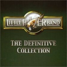 LITTLE RIVER BAND DEFINITIVE COLLECTION REMASTERED CD NEW unsealed