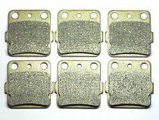 Front Rear Brake Pads For Honda TRX 400 EX BRAKES 1999 2000 2001 2002 2003 RE