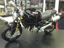Maisto Ducati Monster 696 2011 1:12 zwart