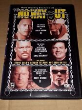 World Wrestling Entertainment NO WAY OUT ~ DVD 2003 ~ WWE
