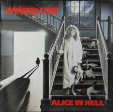 CD Annihilator – Alice In Hell-HARD-ROCK-HEAVY METAL