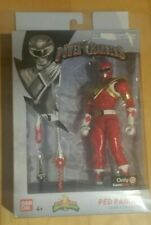 Mighty Morphin Power Rangers Legacy Armored Red Ranger Gamestop Exclusive Figure