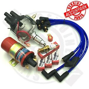 MGA All Years  AccuSpark 25D Electronic Ignition Distributor Pack Negative Earth